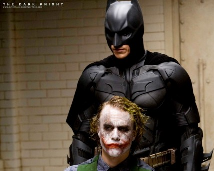 The Dark Knight Of All Time