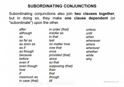 Coordinating Conjunctions Fanboys Writing Creative Writing Tasks Fanboys