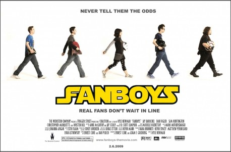 Fanboys Abbey Road Banner Poster