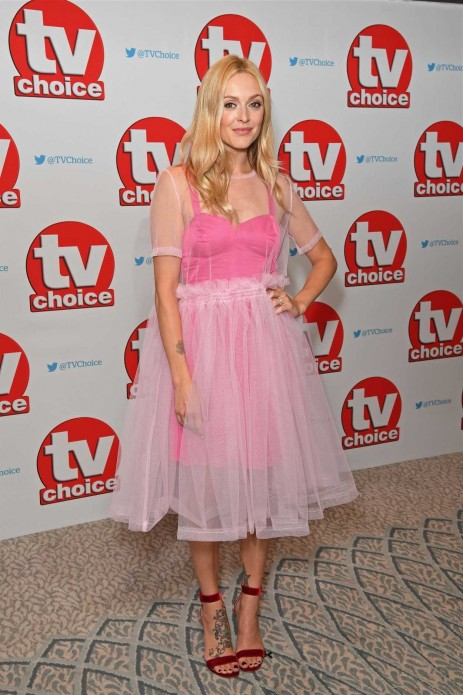 Fearne Cotton At The Tvchoice Awards In London Fearne Cotton