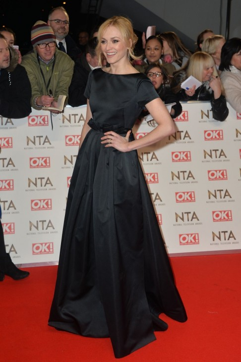 Fearne Cotton National Television Awards In London Fearne Cotton