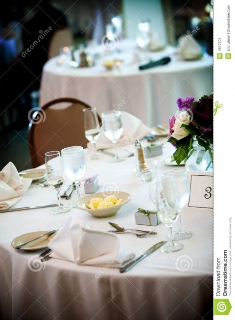 Fine Dining Table Setting Ikw Srt Fine Dining