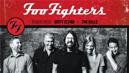 Foofighters Px Facebook Foo Fighters
