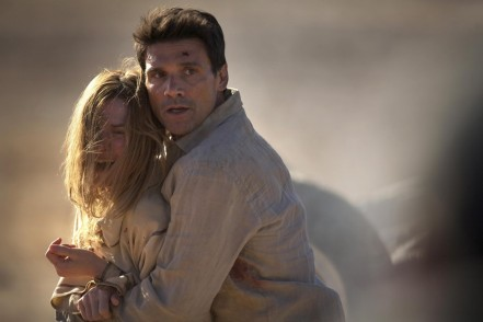 Still Of Marie Jos Croze And Frank Grillo In Intersections Large Picture