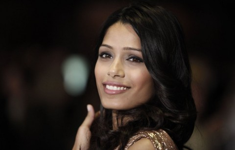 Freida Pinto Short Haircuts