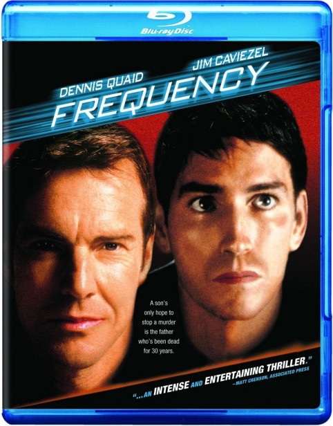Frequency Movie Blu Ray Cover Movie