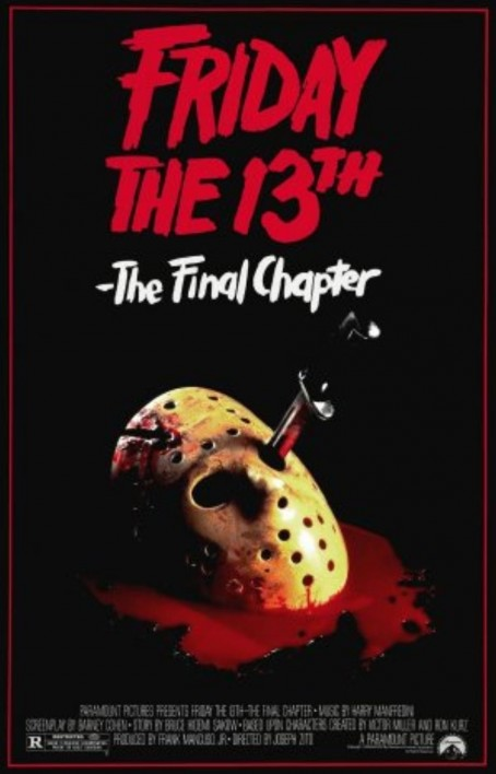 Full Friday The Th Part Iv The Final Chapter Poster Movie