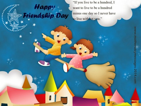 Happy Friendship Day Greetings for Best friend
