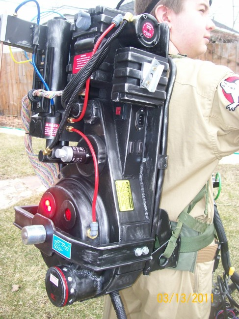Ghostbusters Costume Gb Costume Complete Costume