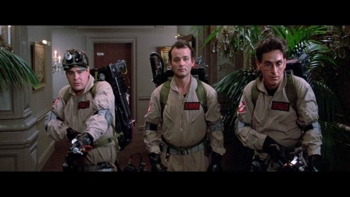 Ghostbusters Trio Banner
