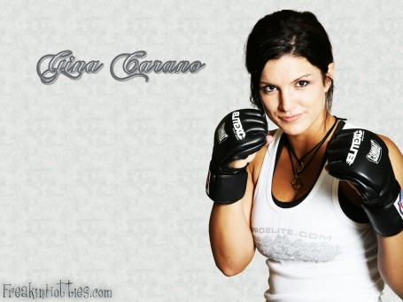 Hd Gina Carano Wallpaper