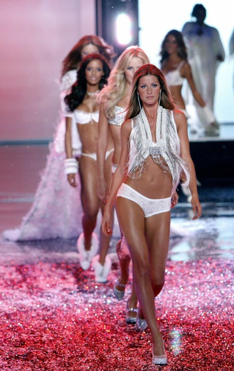 Vs Show Gisele Bundchen Victoria Secret