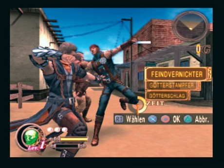 Playzone Ps God Hand Ps