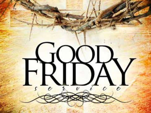 Good Friday Background Powerpoint Good Friday