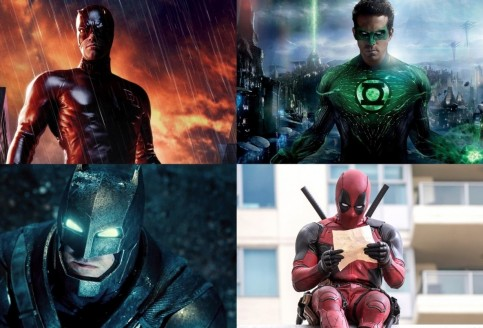 Actors Who Played More Than One Superhero Green Lantern