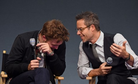 Hq Robert Pattinson Guy Pearce David Michod Apple Store Qa Guy Pearce
