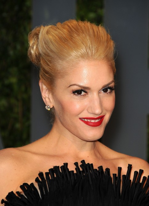 Gwenstefani Vanity Fair Oscar Party Vettrinet