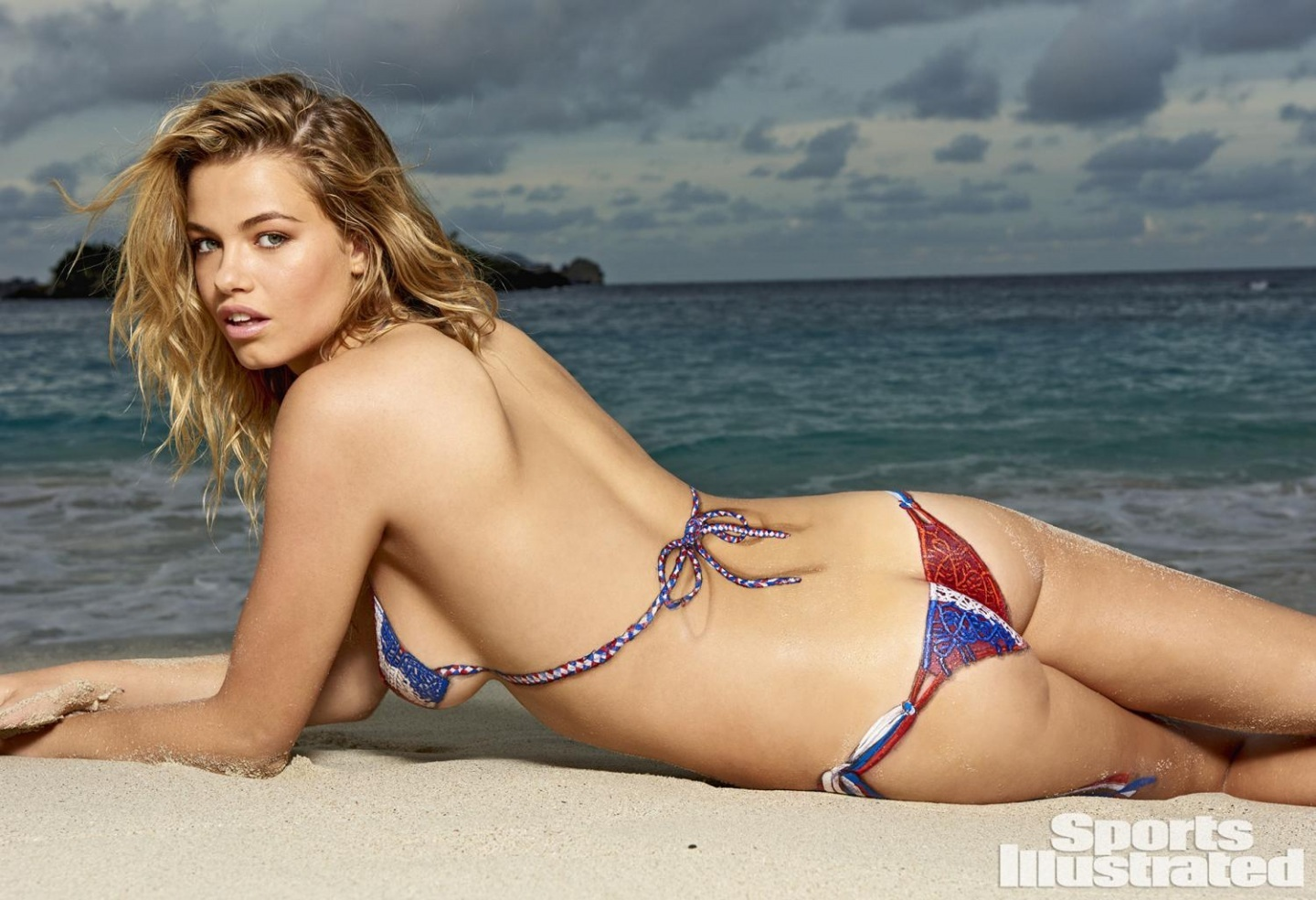 Hailey Clauson Bodypaint Sports Illustrated Itokvo Uahi Hailey Clauson