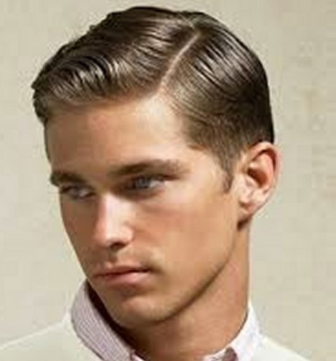 Retro And Classic Hairstyles For Men