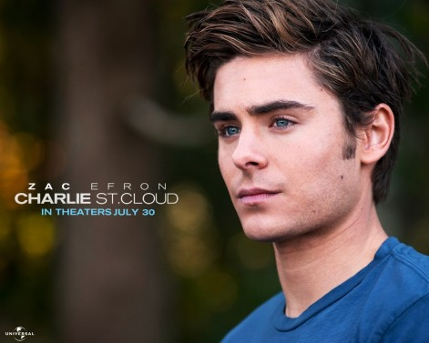 Zac Befron Bhairstyles Hairstyles Formenblogspotcom Zac Efron In Charlie St Cloud Wallpaper Wallpaper
