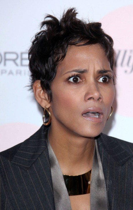 Halle Berry Facial Expression Spl Daughter