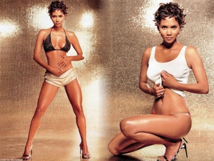 Halle Berry Photo Shoots Hot