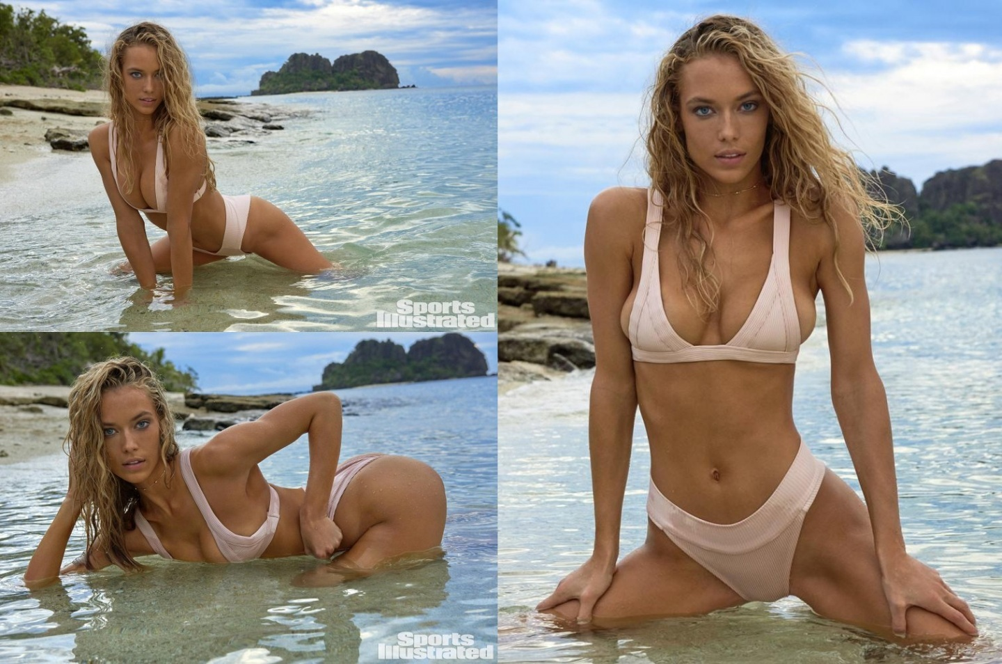 Sports Illustrated Swimsuit Model Hannah Ferguson Hannah Ferguson