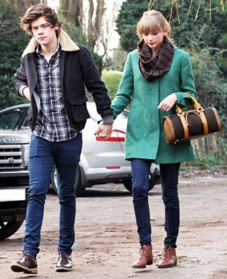 Harry And Taylor Swift