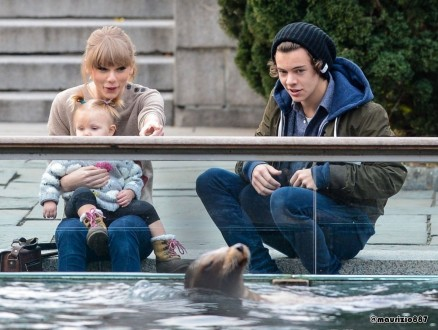 Harry Styles Taylor Swift Nyc One Direction And Taylor Swift
