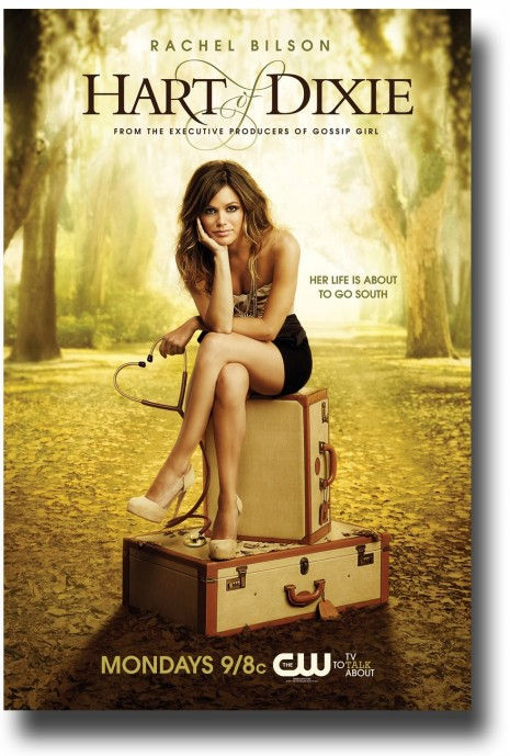 Hart Of Dixie Suitcase Drop