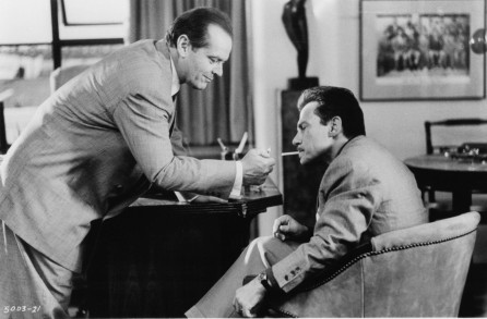 Still Of Harvey Keitel And Jack Nicholson In The Two Jakes Large Picture
