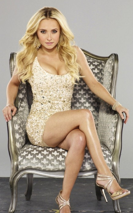 Hayden Panettiere Hot In Nashville Promoshoot Hayden Panettiere