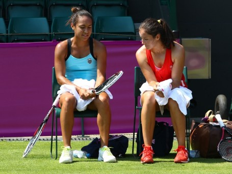 Laura Brobson Bheather Bwatson Bolympics Bpreviews Bj Itiz And Laura Robson