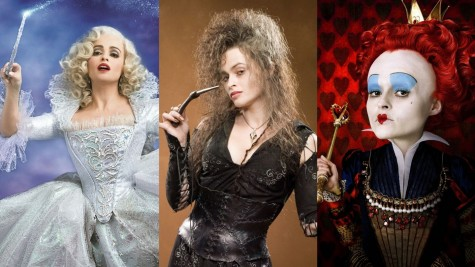 The Many Faces And Wands Of Helena Bonham Carter Helena Bonham Carter