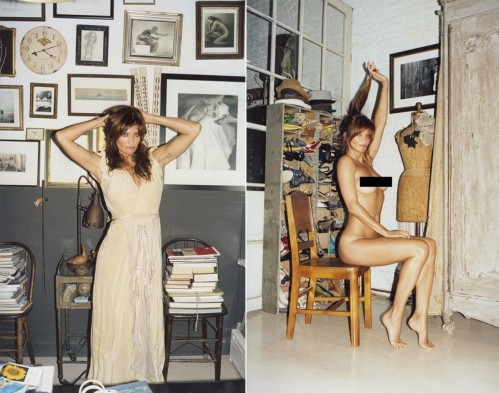 Helena Christensen Futureclaw Magazine Futureclaw
