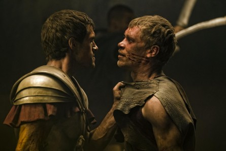 Still Of Henry Cavill And Joseph Morgan In Immortals Immortals