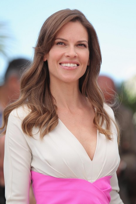 Hilary Swank At An Event For The Homesman Large Picture Hilary Swank