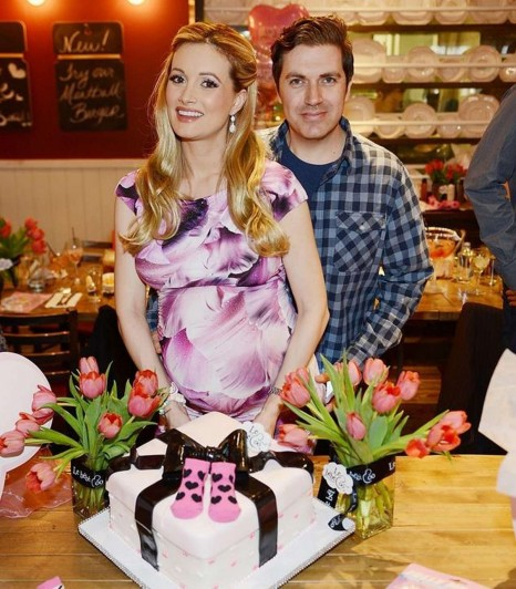 Holly Madison Boyfriend Pasquale Rotella With Gifts Holly Madison