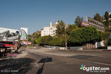 Hollywood And West Hollywood Sunset Strip
