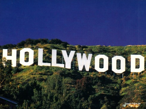 Most Famous Places In California Hollywood Wallpaper