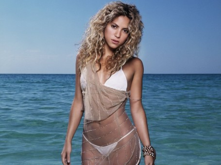 Shakira Body Wallpaper Hollywood Actresses