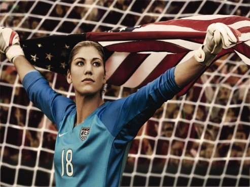 By Mah Ne Hope Solo Collection Hope Solo