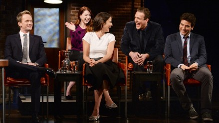 How Met Your Mother Cast Inside The Actors Studio How Met Your Mother