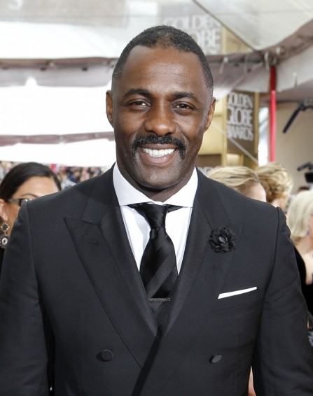 Idris Elba Golden Globe Idris Elba