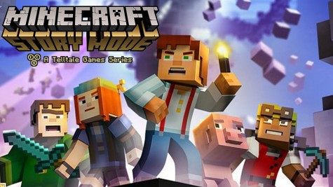 Minecraft Story Mode Ff Indie Game The Movie