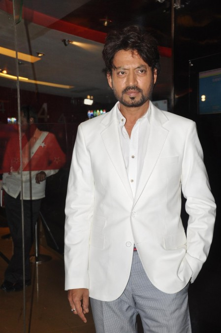 Xfj Yiakkqr Md Irrfan Khan At The First Look Launch Of Film Day At Cinemax In Mumbai