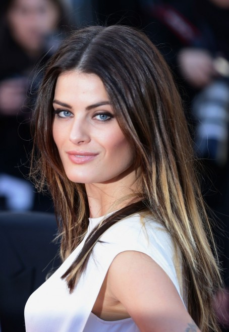 Isabeli Fontana At The Immigrant Premiere At The Th Cannes Film Festival