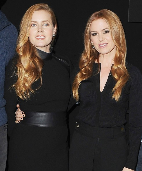 Amy Adams Isla Fisheritokweoi Isla Fisher