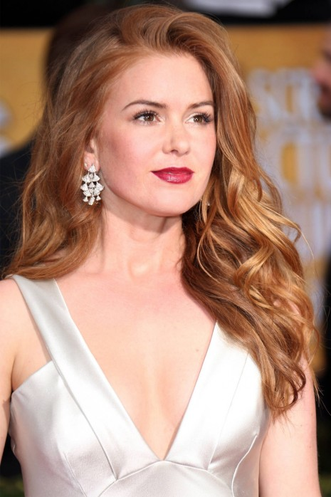 Isla Fisher Red Hair Colors Isla Fisher