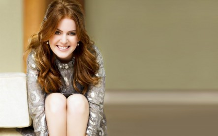 Isla Fisher Wallpaper Hd Wallpapers Isla Fisher